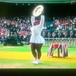 Serena 2012 Wimbledon Champion